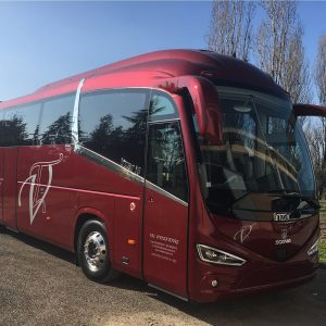 IRIZAR Scania I6 HD