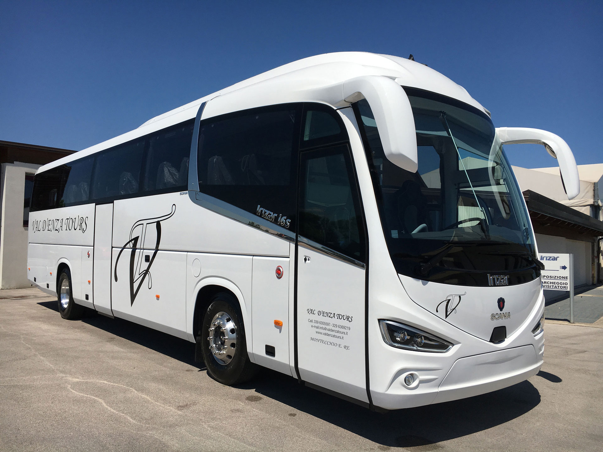 IRIZAR SCANIA I6 S HD 1